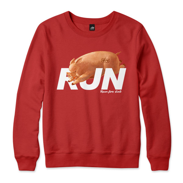 Run For Eat - 豬